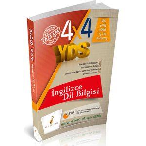 4x4 YDS 4.KİTAP