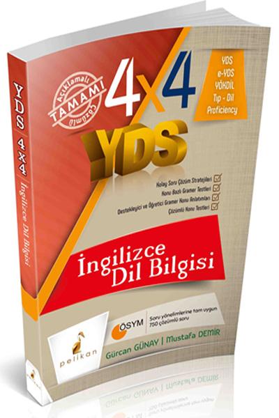 4×4 YDS 4.KİTAP