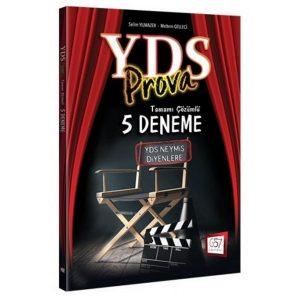 YDS PROVA
