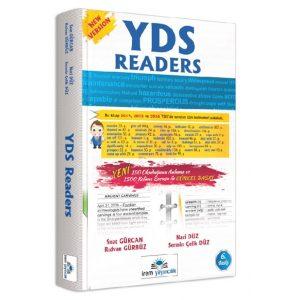 2017 YDS Readers İrem Yayınları