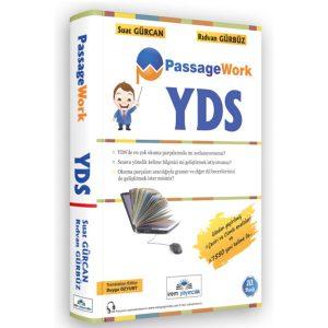 Passage Work YDS Konu Anlatım İrem Yayınları