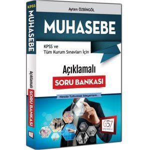 MUHASEBE SORU