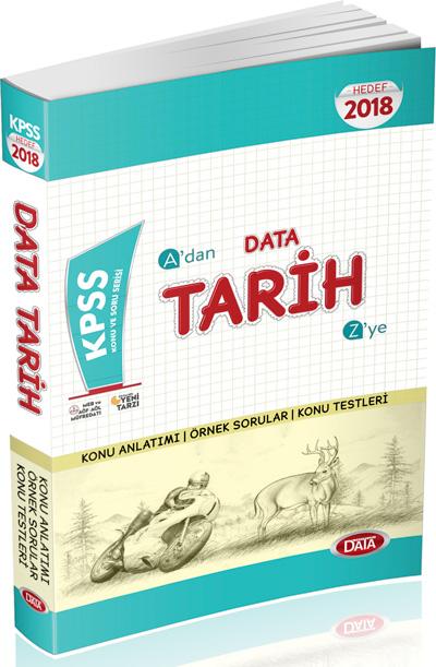 2018 Kpss Tarih Hedef Konu Anlatımı Data Yayınları Monopol Kitabevi