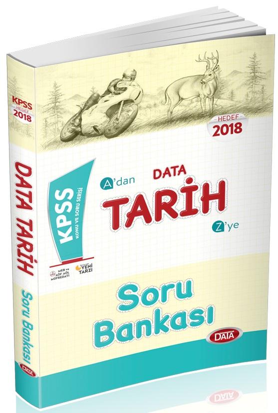2018 Kpss Tarih Soru Bankası Data Yayınları Monopol Kitabevi