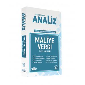 ANALIZ_MALIYE 6 BASKI - Kopya