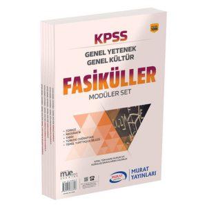 Murat-Yayinlari-KPSS-Genel-Yetenek-Genel-Kultur-Fasikuller-Moduler-Set-resim-161990