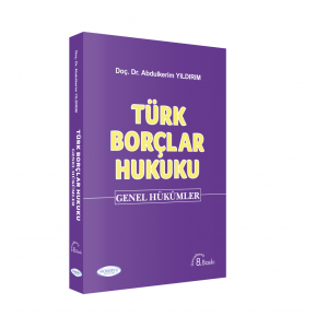 TURK BORCLAR HUKUKU_8 BASKI - Kopya