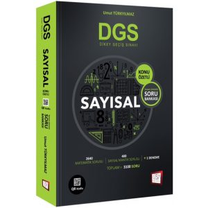2019 DGS Sayısal Konu Özetli Soru Bankası 657 Yayınları