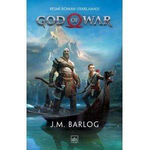 God-of-War-Resmi-Roman-Uyarlaması