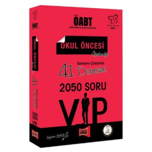 Yargi-Yayinlari-OABT-Degisim-Serisi-VIP-Okul-Oncesi-Ogretmenligi-Tamami-Cozumlu-41-Deneme-resim-161291