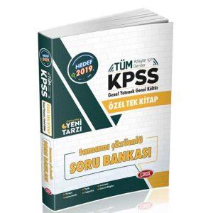 data-kpss-tek-kitap-soru