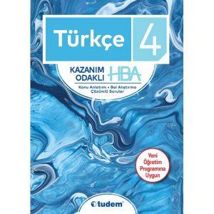 TURKÇE 4