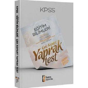 isem-yayinlari-2019-kpss-egitim-bilimleri-cek-kopart-yaprak-test