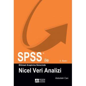 SPSS ile Nicel Veri Analizi -6. BASKI-Seçilen
