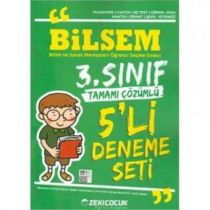 5Lİ DENEME BİLSEM
