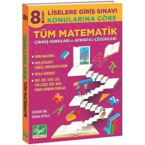 8 sınıf matematik