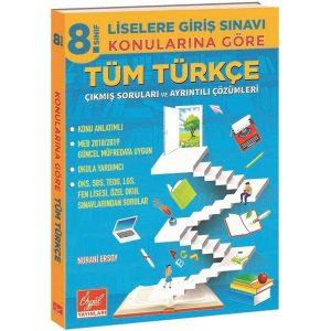 8.sınıf türkçe