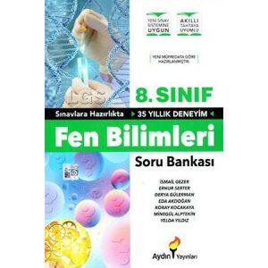 8SINIF FEN BİLGİSİ SORU BNK