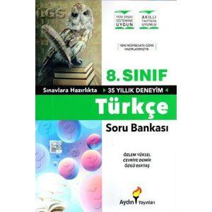 8SINIF TÜRKÇE SORU BANK