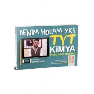 Benim-Hocam-Yayinlari-2019-YKS kimya