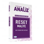 RESET MALIYE 3D