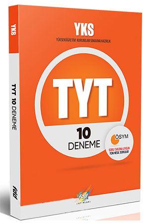 TYT 10 DENEME