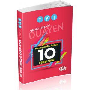 editor-yayinevi-tyt-duayen-cozumlu-10-deneme-sinavi-2019-b