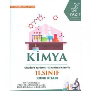 kimya 11 sınıf