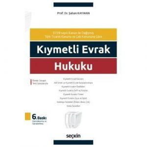 kiymetli-evrak-hukuku-saban-kayi_2659_1