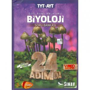 24 ADIM BİYOLOJ