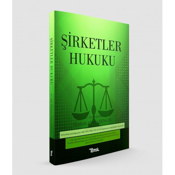 şirketler hukuku-3d
