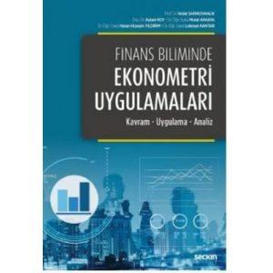 Finans-BilimindeEkonometri-Uygulamalari