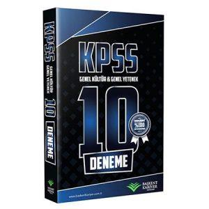 KPSS 10 DENEME