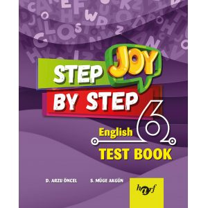 STEP_BY_STEP_2018_6SINIF_test_book_KAPAK