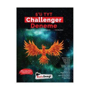 Kafadengi TYT Challenger Deneme kitapcambazi-600x500