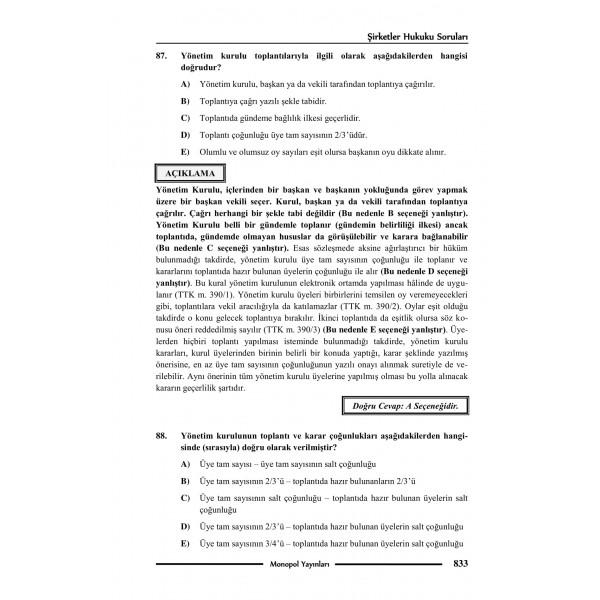 KPSS HUKUK SORU BANKASI – 10-1