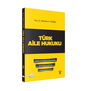 TÜRK AİLE HUKUKU_3D - Kopya