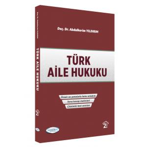 Türk Aile Hukuku_3D