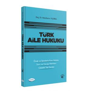 Türk Aile Hukuku 3D - Kopya
